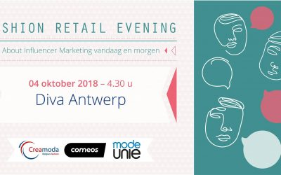Fashion Retail Evening was een GROOT succes!