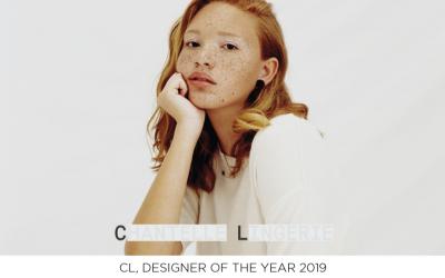 Chantelle lingerie, designer van het jaar 2019!