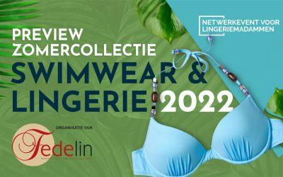 Fedelin organiseert online modeshow preview zomercollecties 2022